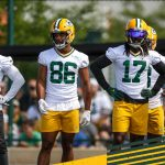At receiver, Packers feel strength in numbers