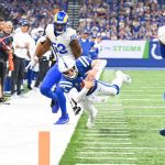 Carson Wentz Suffers Ankle Injury, Impresses Colts...
