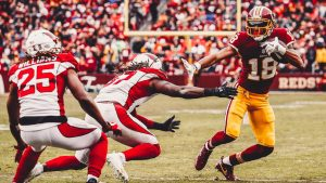 Former First-Round Pick Josh Doctson Lands On...