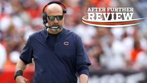 4 things we learned | Matt Nagy vows to find...