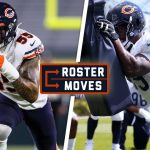 Eddie Goldman out, 2 players flexed to active...