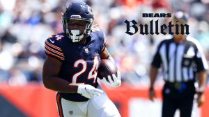 Chicago Bears reveal first unofficial depth chart...