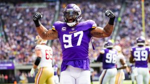 Vikings Bring Back Everson Griffen & Andrew...