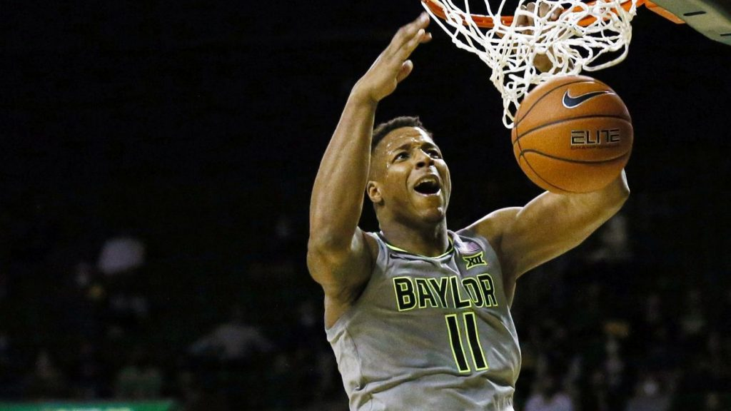 Seattle Seahawks sign Baylor basketball standout...