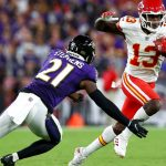 Behind Tyreek Hill, Chiefs continue a wide...