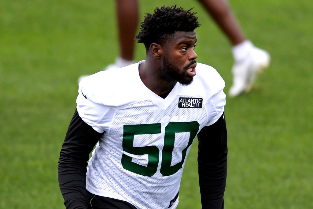 Shaq Lawson has 'no shoes to fill' with...