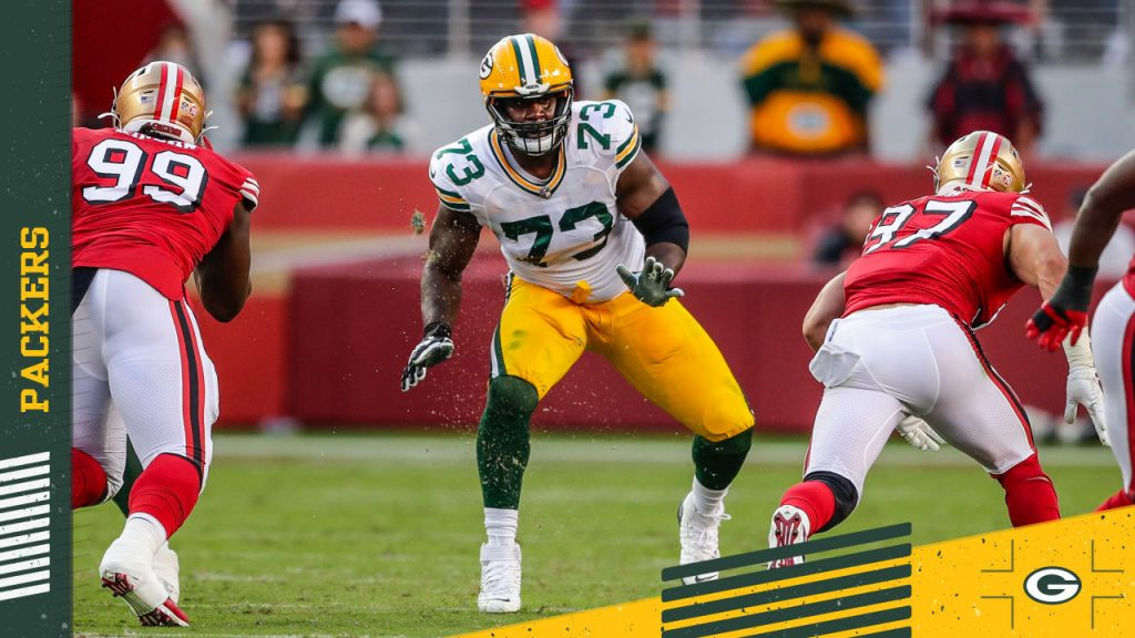 Yosh Nijman 'earned' first NFL start for Packers