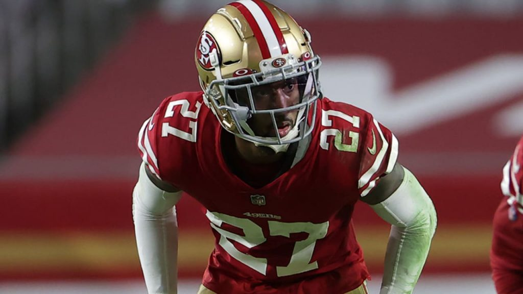 49ers Announce Roster Moves ahead of #SFvsDET