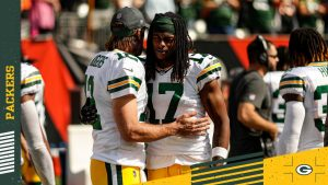 Packers not panicking over red-zone woes