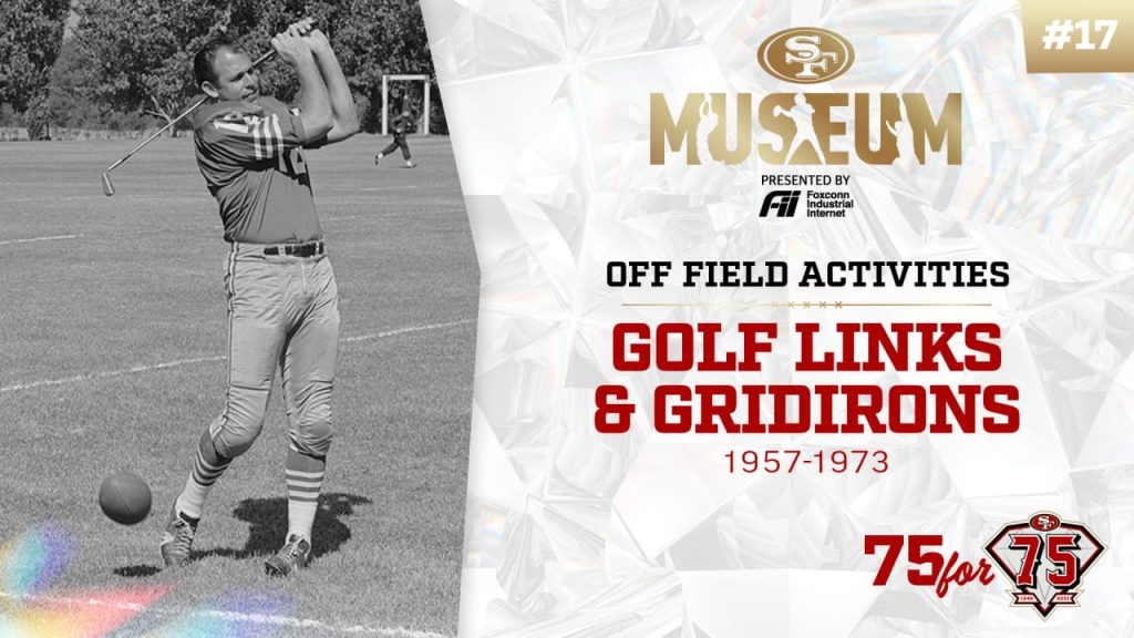 75 for 75: Golf Links and Gridirons
