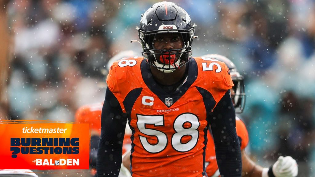 Can the Broncos slow down Lamar Jackson and the...