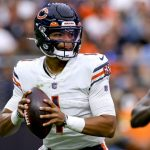 Justin Fields excited for first Bears-Packers...